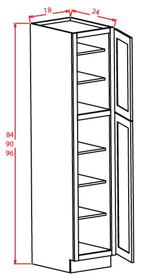 Utility Cabinet - 2 Door
