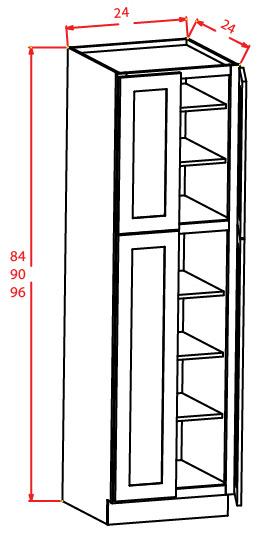 Utility Cabinet - 4 Door